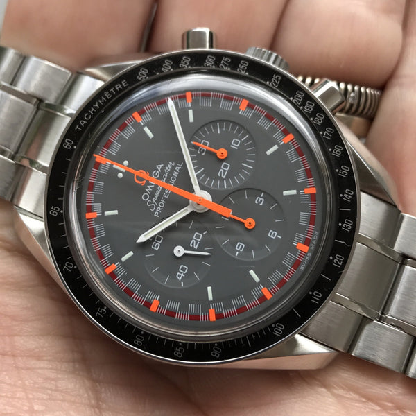 Omega - Speedmaster exotic 2004 Japanese only in 2004 examples