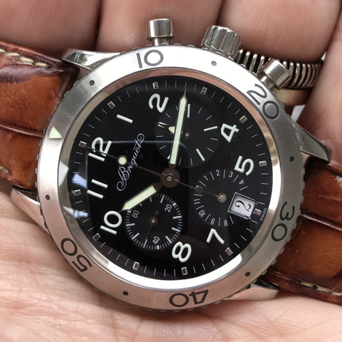Breguet - Type20 Ref. 3820 ST Transatlantique full set