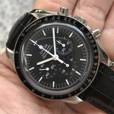 Omega - Speedmaster Professional Moonwatch Full Set 2016