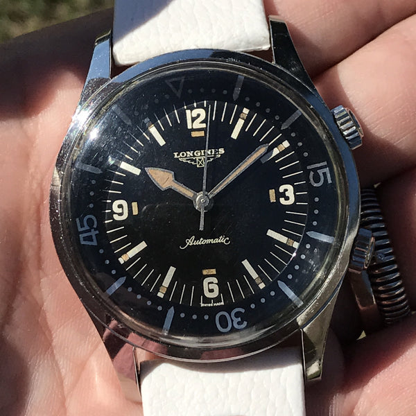 Longines - Diver Supercompressor Ref. 7150 Mark I 1960
