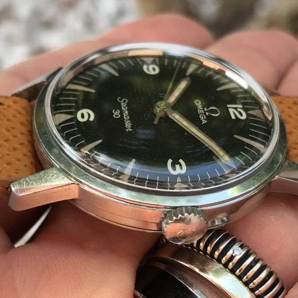 Omega - Seamaster 30 Ranchero PAF issued from 1963 - ON HOLD