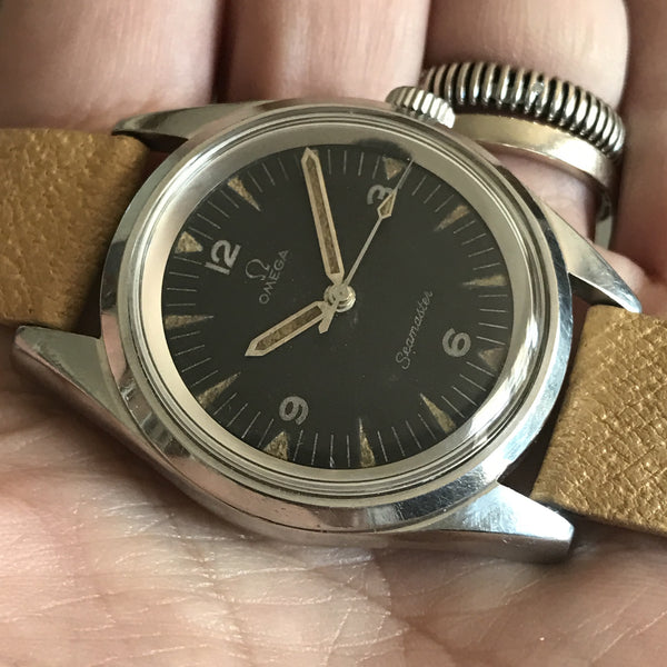 Omega - Seamaster Ref.135.004 PAF Cal.286 with Extract of the Archives