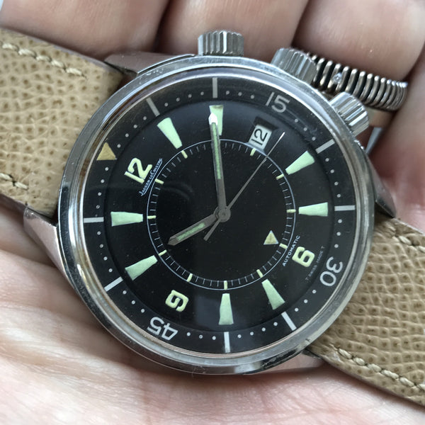 Jaeger LeCoultre - Polaris European production JLC marked case 40mm from 1968