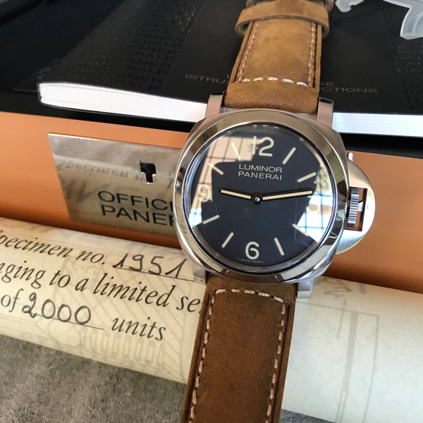 Panerai - PAM 390 N Luminor Limited Edition 2000 pieces