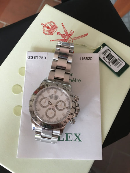 Rolex - Daytona Cosmograph Ref. 116520 Sultanate of Oman FULL SET