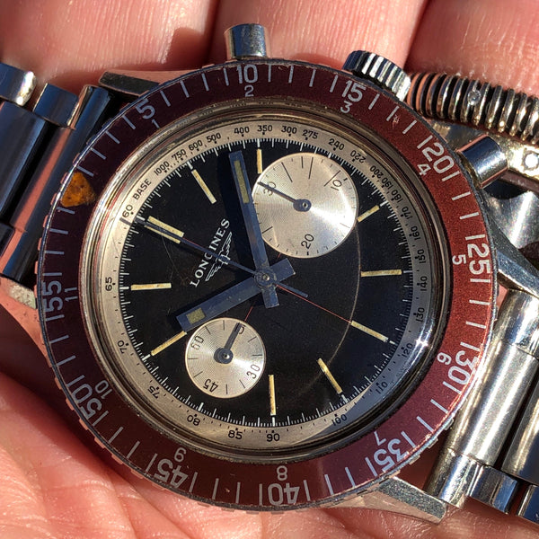 Longines - Skin Diver 7981-3 30CH chronograph
