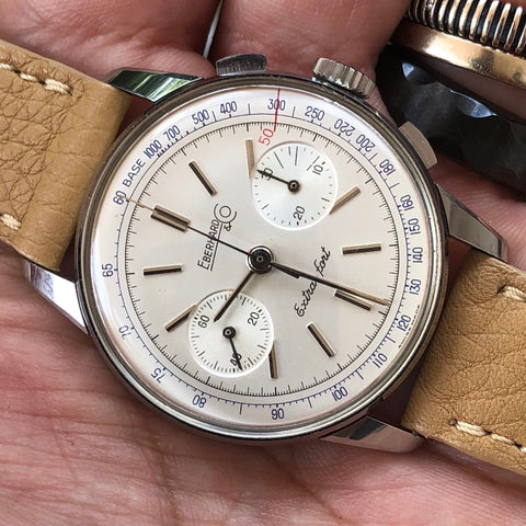 Eberhard - Extra Fort Chronograph Ref. 31003