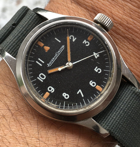Jaeger LeCoultre - Mark XI RAAF Royal Australian Air Force