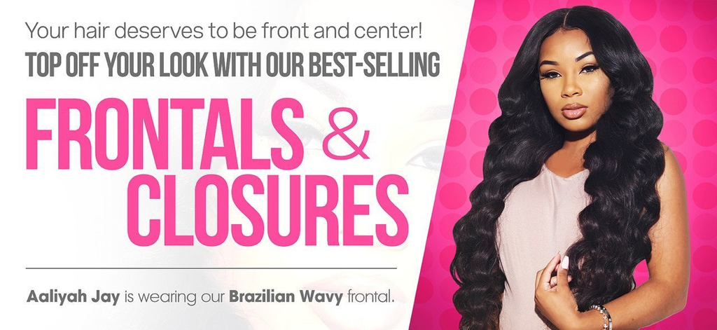 Frontals and Closures