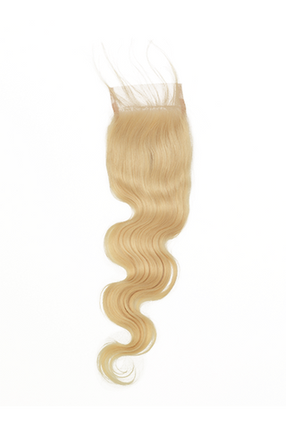 Blonde Ambition #613 Lace Closure