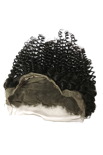 V-360 Malaysian Curly Lace Frontal