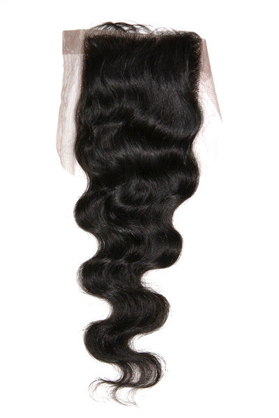Brazilian Wavy (Lace Closure)