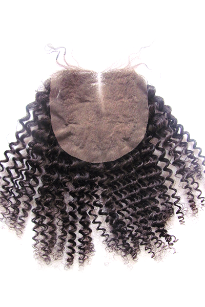 Mongolian Curly (Lace Closure)