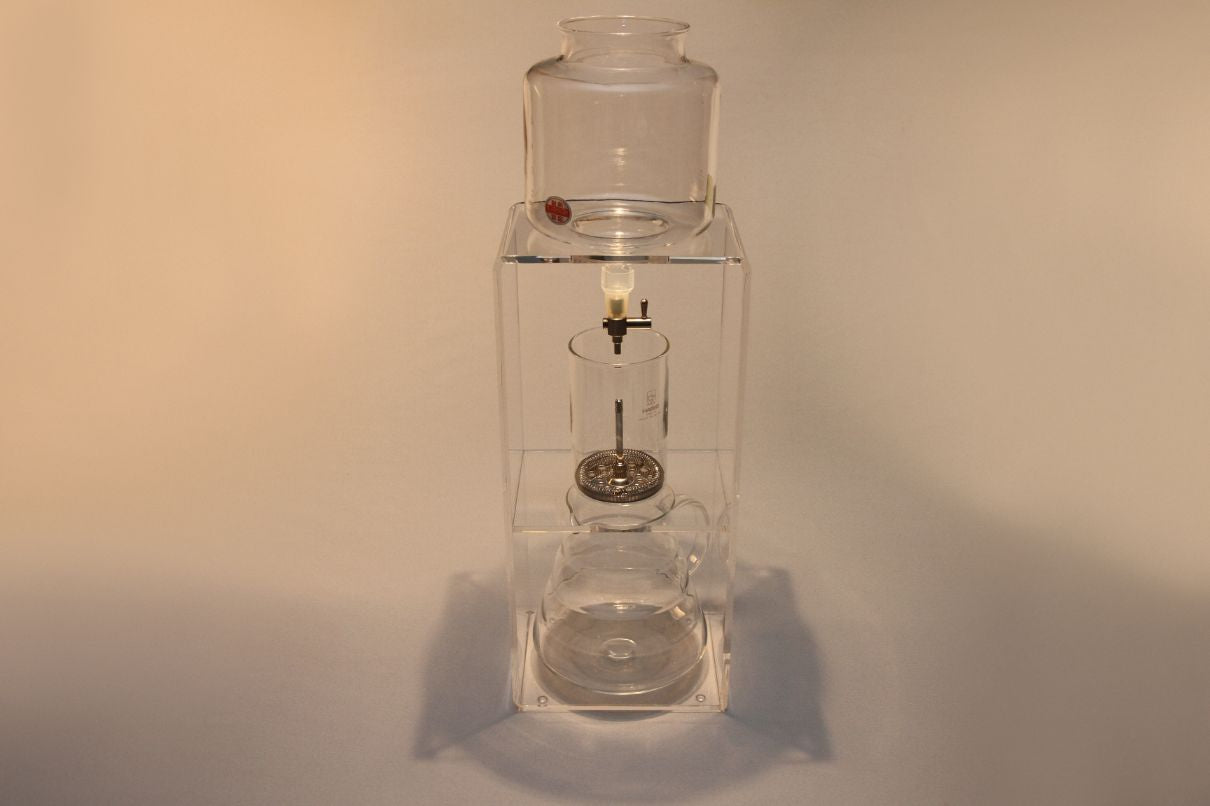 Hario WDC-6 Cold Drip Water Dripper Clear - Coffee Maker Cold Brew Manual - NEW eBay