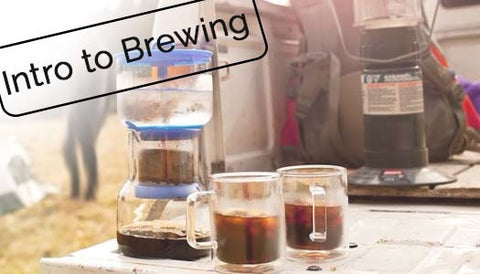 Intro to Brewing: Cold Brew Coffee