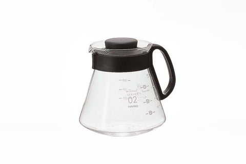 Hario V60 Range Server Black