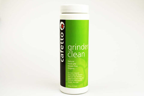 Cafetto Grinder Cleaner Tablets 430g