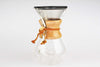Chemex Classic 6/10 Cup + Able Kone Stainless Steel | Civilised Addict