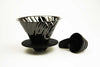 Hario v60 Black Metal Dripper 2 Cup