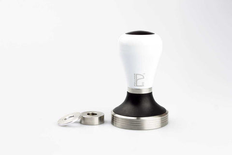 Pullman Tamper - Powder Coated White