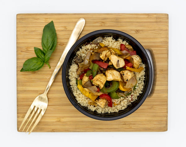 Chicken Couscous Stirfry