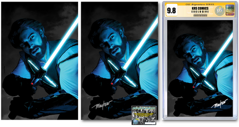 STAR WARS HIGH REPUBLIC # MIKE MAYHEW SHADOW VARIANT OPTIONS