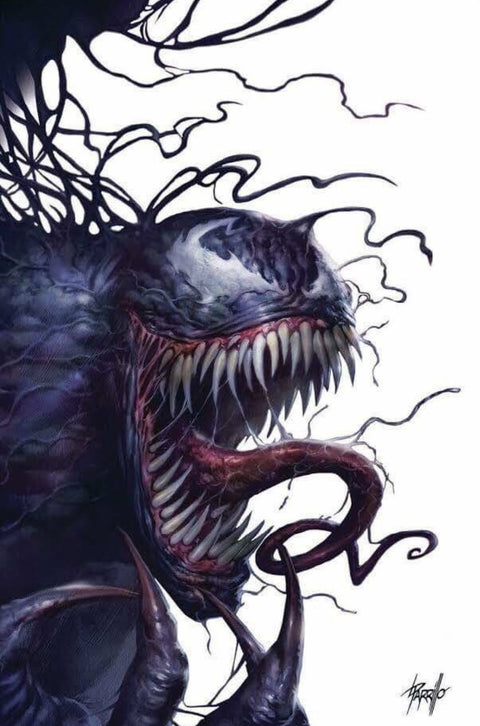 VENOM #1 LUCIO PARRILLO CON EXCLUSIVE