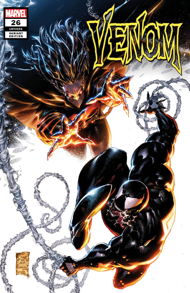 VENOM #26 PHILIP TAN VARIANT OPTIONS