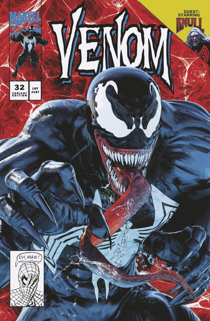 VENOM #32 KIB MIKE MAYHEW VARIANT OPTIONS