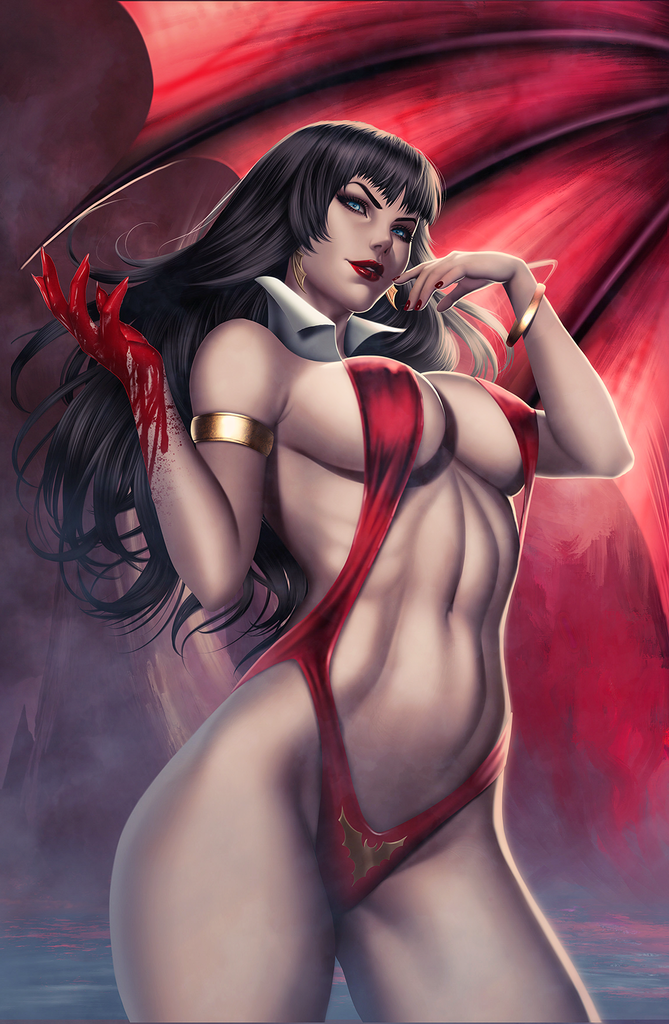 VAMPIRELLA #10 ARIEL DIAZ VARIANT OPTIONS