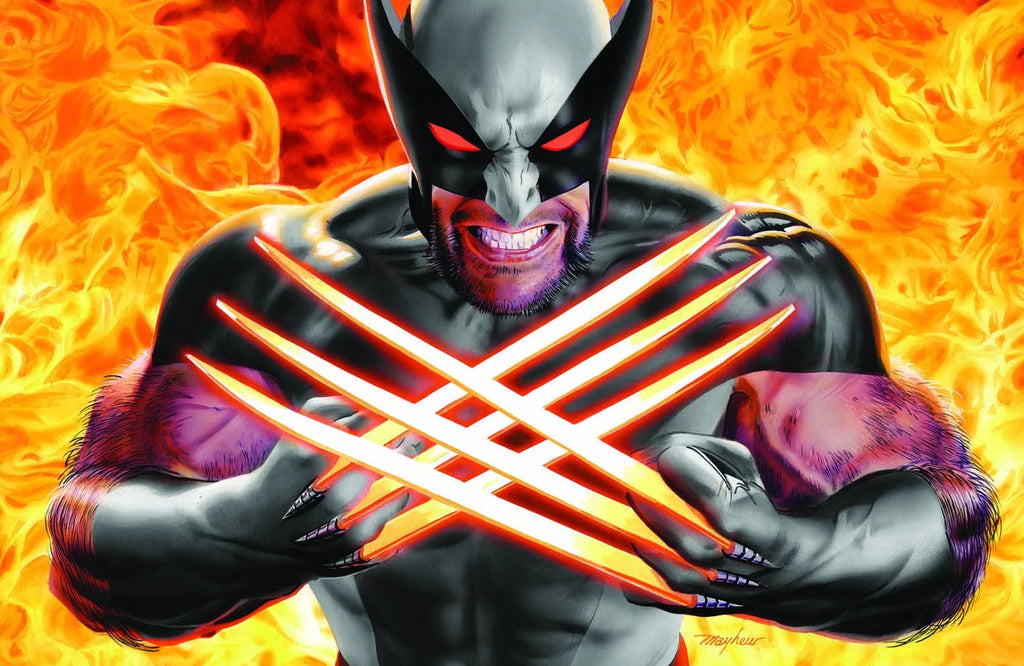 RETURN OF WOLVERINE #1 (OF 5) MIKE MAYHEW NYCC EXCLUSIVE