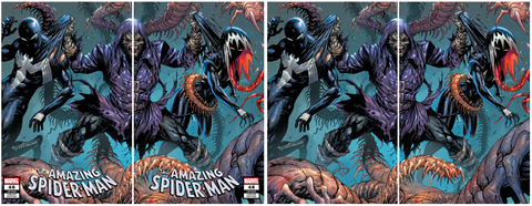 AMAZING SPIDER-MAN #48 TYLER KIRKHAM VARIANT OPTIONS