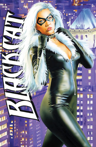 SDCC 2019 BLACK CAT #1 MIKE MAYHEW EXCLUSIVE