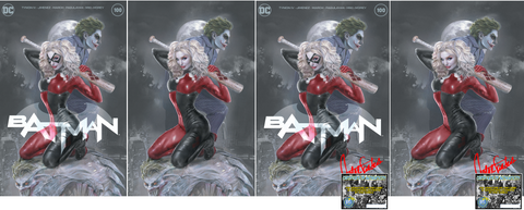 BATMAN #100 (JOKER WAR) NATALI SANDERS VARIANT OPTIONS