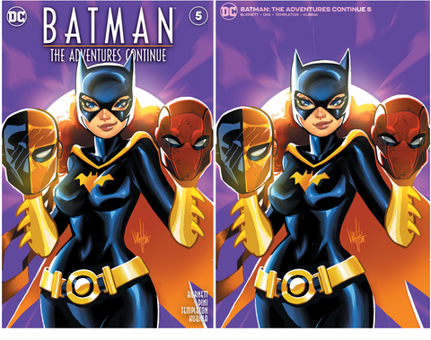 BATMAN THE ADVENTURES CONTINUE #5 (OF 7) MEL MILTON VARIANT OPTIONS
