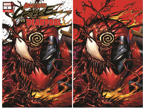 ABSOLUTE CARNAGE VS DEADPOOL #1 (OF 3) TYLER KIRKHAM VARIANT