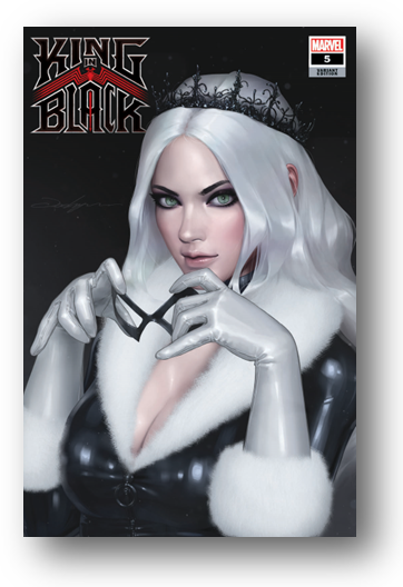 KING IN BLACK #5 (OF 5) JEEHYUNG LEE VARIANT OPTIONS