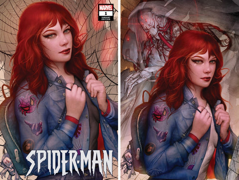 SPIDER-MAN #1 (OF 5) DAN QUINTANA VARIANT