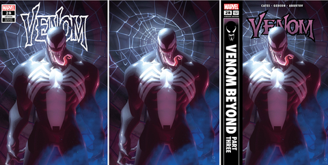 VENOM #28 ALEX GARNER VARIANT OPTIONS