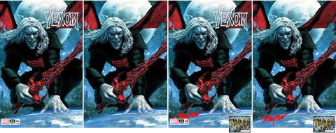 VENOM #31 MIKE MAYHEW EXCLUSIVE VARIANT OPTIONS