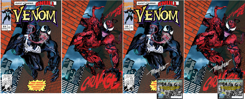VENOM #33 KIB MIKE MAYHEW VARIANT OPTIONS