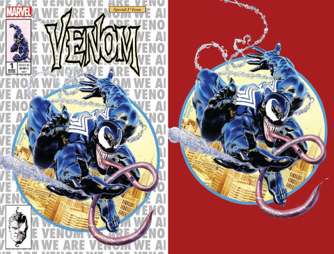 VENOM #1 MIKE MAYHEW VARIANTS