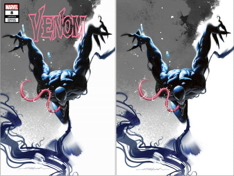 VENOM #8 JEFF DEKAL VARIANTS
