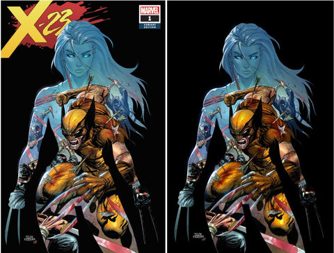 X-23 #1 TYLER KIRKHAM EXCLUSIVE