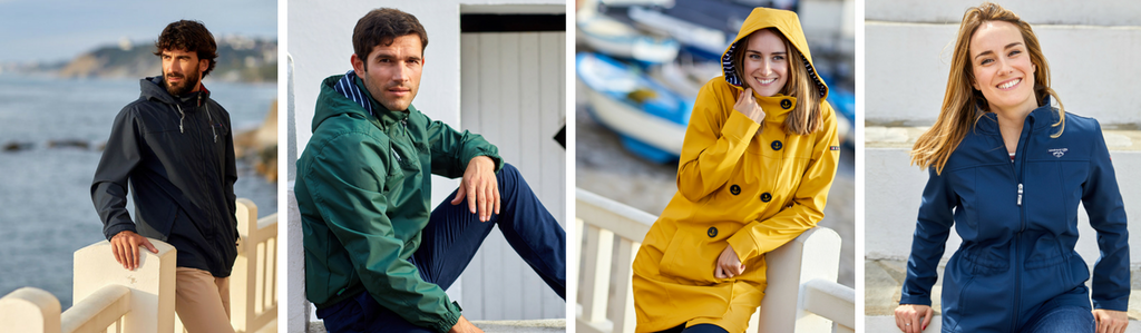 New Season Coats and Jackets - Just in time for April Showers!