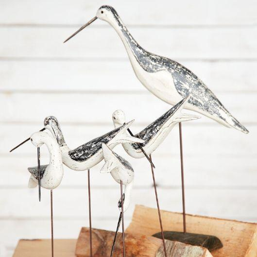 Sea Bird Ornaments