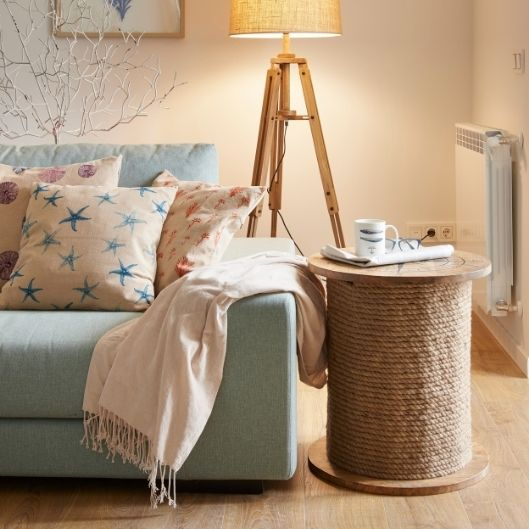 Cushions, Pouffes and Throws