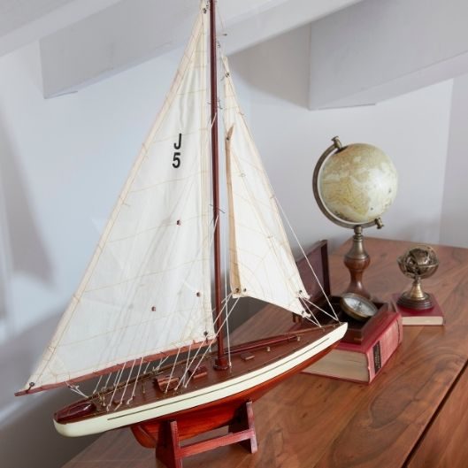 Decorative Model Boats