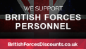Find us on Armed Forces Discounts