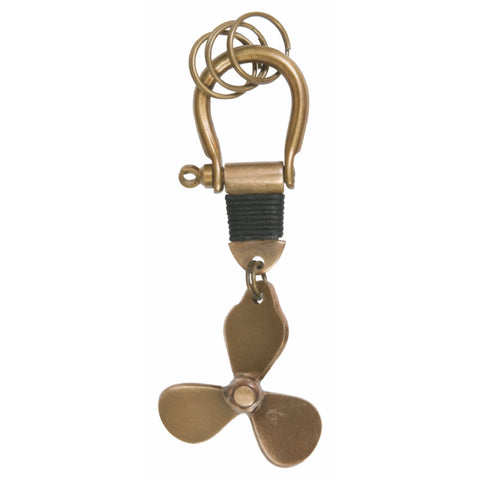 Key Ring - Propeller